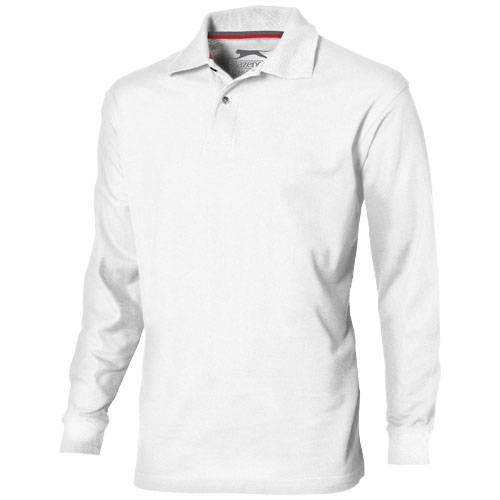 Slazenger Point polo majica, dugi rukavi